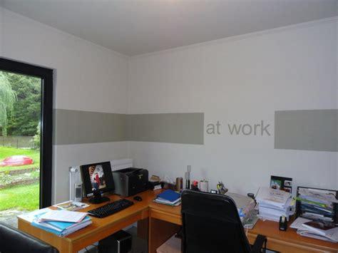 peindre bureau décoration de bureau peinture