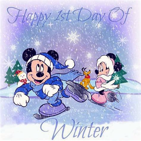 Happy 1st Day Of Winter Pictures, Photos, And Images For