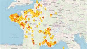 Carte Station Service : carte quelles sont les stations service touch es par la p nurie d 39 essence apr s les blocages ~ Medecine-chirurgie-esthetiques.com Avis de Voitures