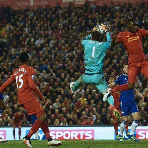 Liverpool vs. Chelsea: Score, Reaction from 2016 Premier ...