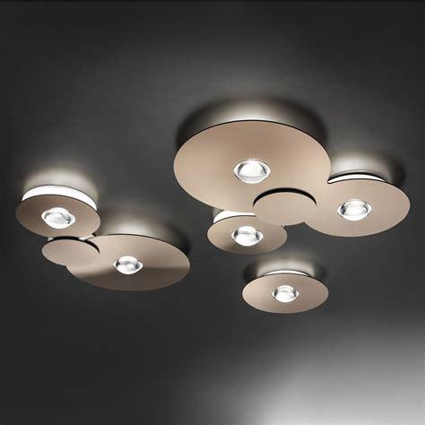 illuminazione da soffitto bugia lada da soffitto di design in metallo e