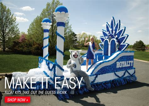 Parade Float Supplies Now by Parade Float Kits Parade Float Supplies Parade And Float