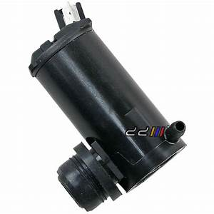 Windshield Washer Bottle Tank Pump Motor For Proton Wira