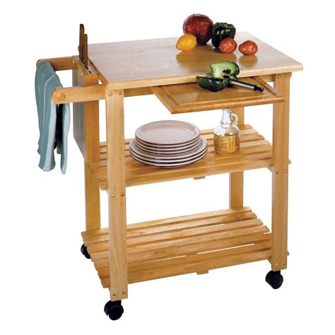 Winsome Wood 89933 Kitchen Cart   Lowe's Canada