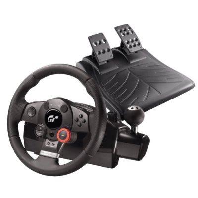 Nuovo Volante Logitech by Volante Ufficiale Gioco Gran Turismo 5 Logitech
