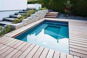 Mini Pool Terrasse : mini pool im garten elegant wasser im garten bilder with mini pool im garten affordable with ~ Orissabook.com Haus und Dekorationen