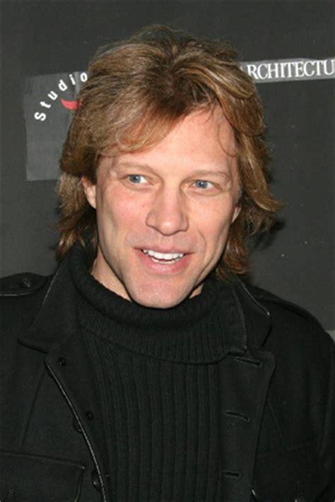 Jon Bon Jovi Headshot Photo