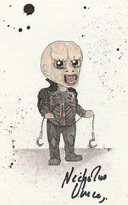 Iconic Sci-Fi and Horror Movie Characters Get Cute Manga ...