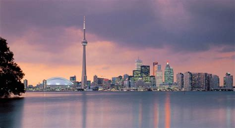 CN Tower   Toronto   Canada   World Beautiful Landmarks