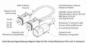 Adapter Cables For Ydeg