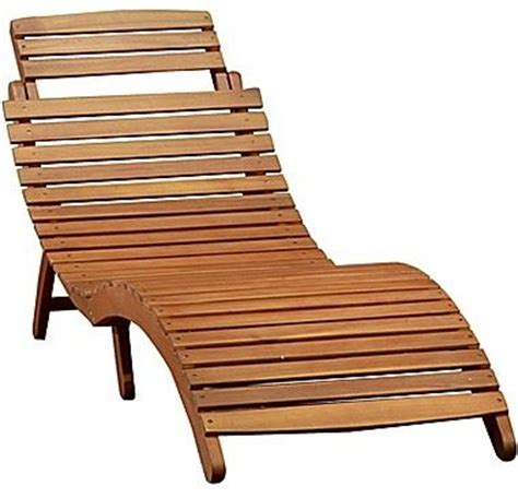 Lahaina Outdoor Chaise Lounge  Contemporary Outdoor