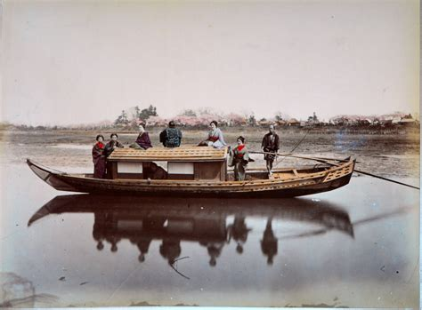 Fishing Boat Japanese by Japanese San And Women Pre 1886 For More Resources