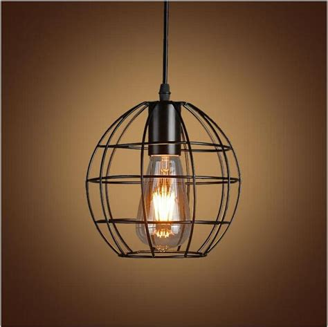 country kitchen lighting fixtures vintage iron pendant light industrial lighting nordic 6090