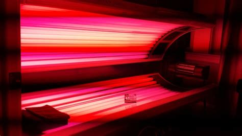 red light therapy session tanning super future fitness