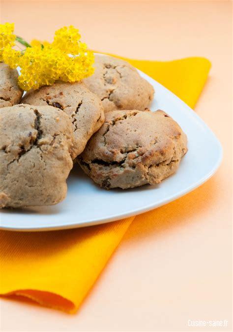 recette cuisine bio recette bio biscuits raisins noix de cajou sans gluten
