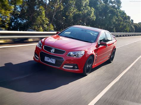 Holden VF Commodore SSV Redline picture # 15 of 38, Front ...