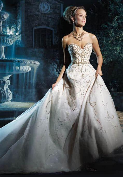 Les créations d'Alfred Angelo, des robes de mariées de princesses