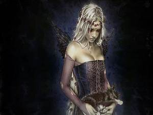 [49+] Gothic Fairy Wallpaper on WallpaperSafari