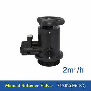 Residential Manual Softener Valve   Water Softener