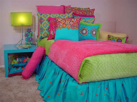 blue pink and green bedroom purple pink and blue and green bedding lime green and