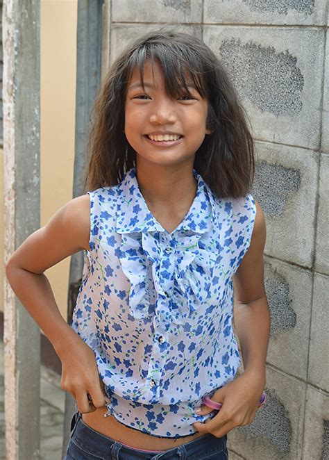 Pretty Preteen Girl The Foreign Photographer ฝรั่งถ่ Flickr