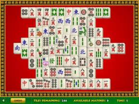 Play Free Games Mahjong Solitaire