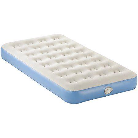 air mattress walmart aerobed single high air bed walmart