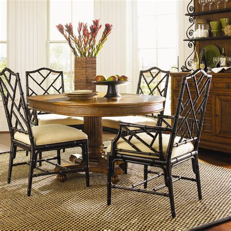 tommy bahama home island estate  piece dining cayman