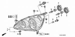Wiring Diagram  30 2005 Honda Crv Parts Diagram