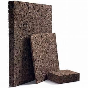 Plaque De Liege : plaque de li ge expans 10x500x1000mm isolation phonique ~ Melissatoandfro.com Idées de Décoration