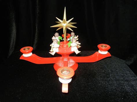 vintage erzgebirge christmas candle holder german
