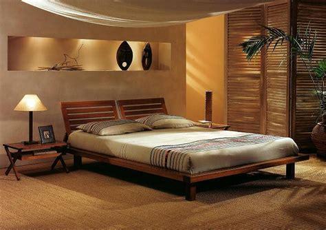 chambre africaine décoration ethnique chic ambiance déco mag maison