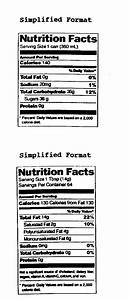 Guide To Nutrition Labeling And Education Act  Nlea