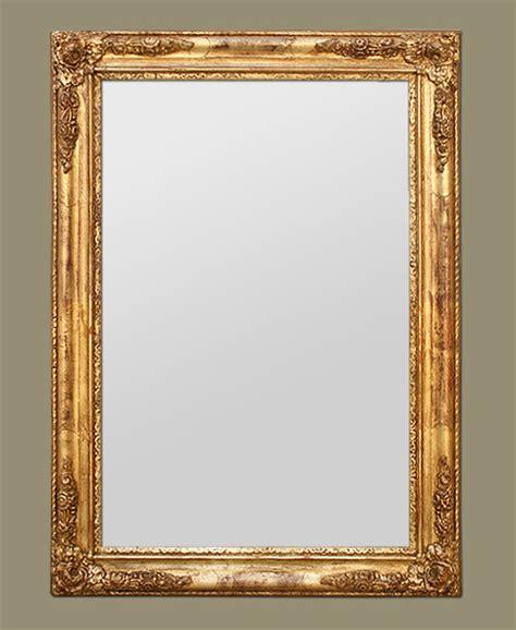 miroir doré ancien miroir ancien romantique dor 233 224 la feuille