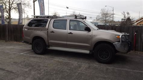 toyota hilux  wd accessories