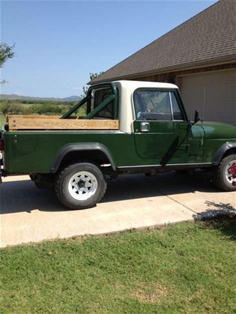 scrambler jeep years sell used 1981 jeep scrambler cj 8 restored in cache