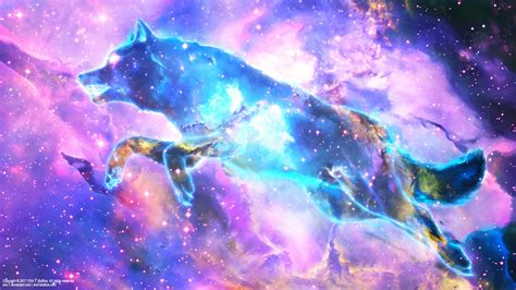 Galaxy Wolf Wallpaper by Galaxy Wolf Wallpaper 69 Images