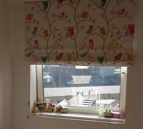 ideas kids roman blinds curtain ideas