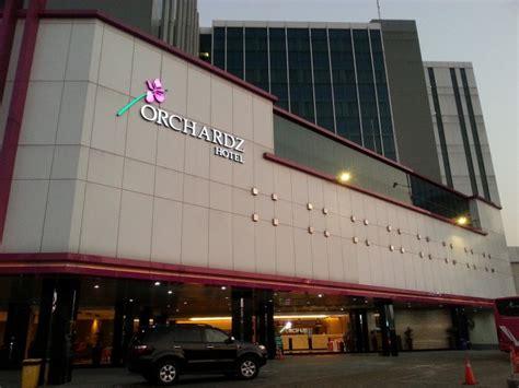 orchardz hotel jakarta airport
