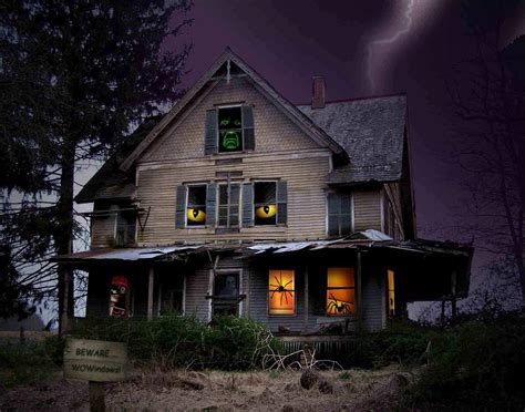 House HD Wallpaper : Haunted House Hd Wallpapers