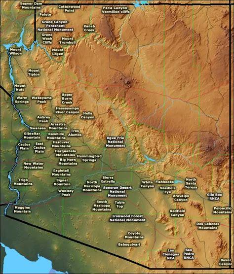 az bureau bureau of land management in arizona