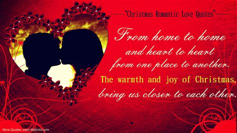 Christmas Love Quotes And Sayings For Her
