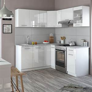 Küchen Modern Günstig : k chen l form mit elektroger ten ~ Sanjose-hotels-ca.com Haus und Dekorationen