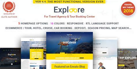 Download Nulled Exploore Travel Free V4.3