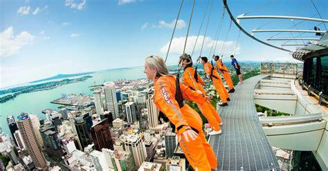 skywalk auckland  sky tower entry ticket