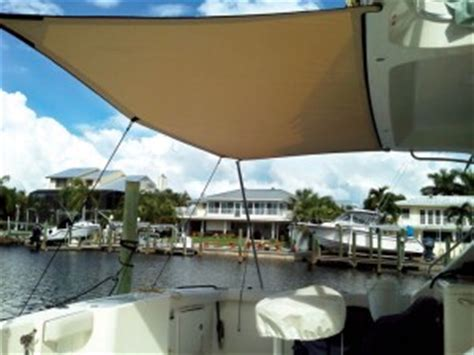 Boat Canvas Zipper Extensions by Boat Sunshades Chicago Marine Canvas Custom Boat Covers
