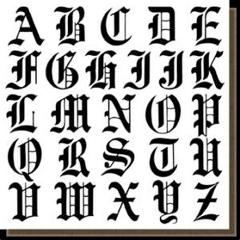 19 in lettere tatuaggi lettere alfabeto febbraio 2011