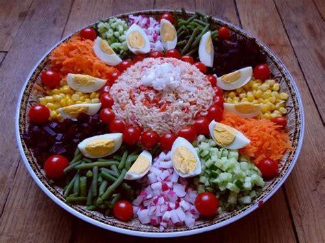 cuisine marocaine classement recettes de maroc et salades