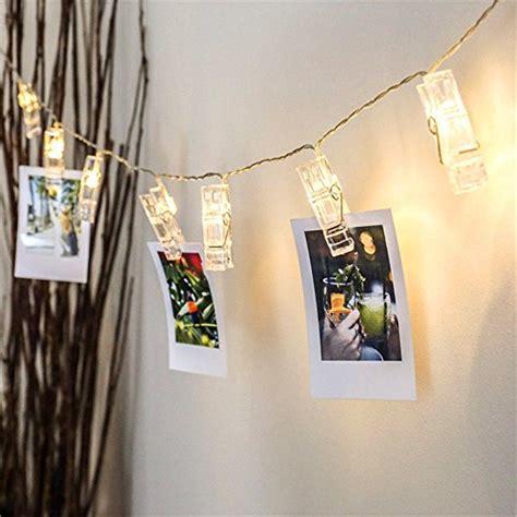 Lichterkette Mit Fotos by Diy Fotoklammer Lichterkette Pretty Page