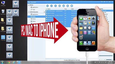 how to get from computer to iphone how to transfer from computer to iphone without